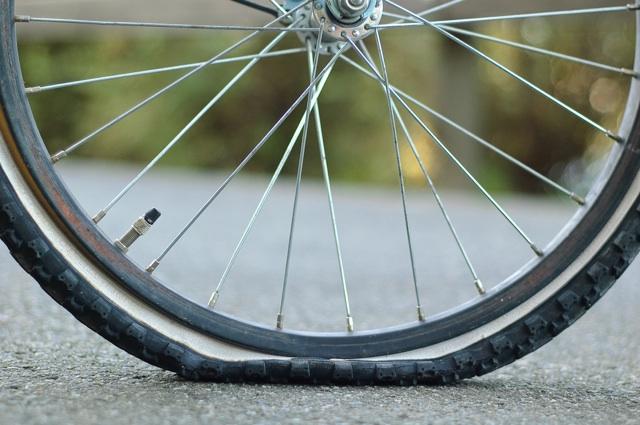 Bike Flat Tire Repair Davis, CA